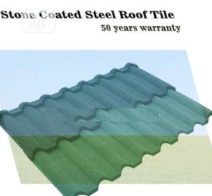 Waji Roman Gerard Stone Coated Roof New Zealand Standard | Building Materials for sale in Lagos State, Victoria Island