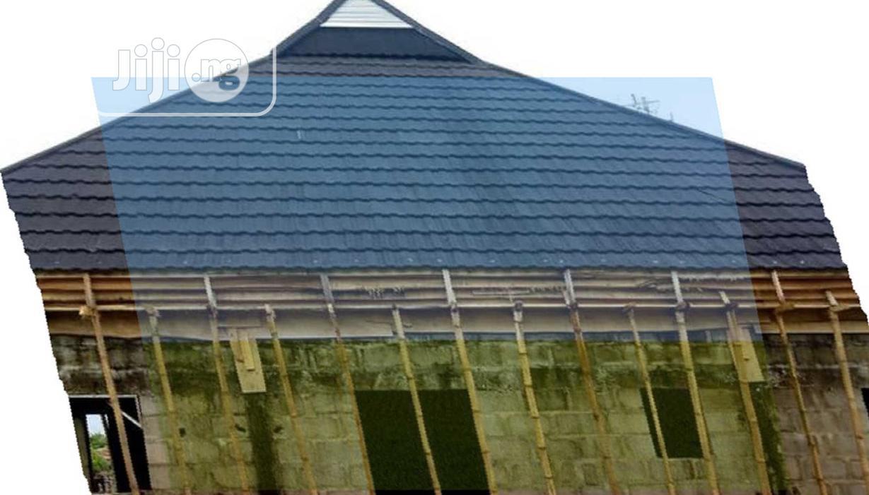 Waji Gerard Stone Coated Roof New Zealand Standard Roman