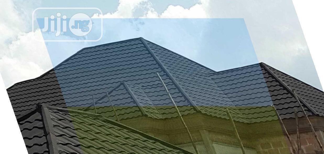 Bond Waji Gerard Stone Coated Roof New Zealand ( Flat Sheets )