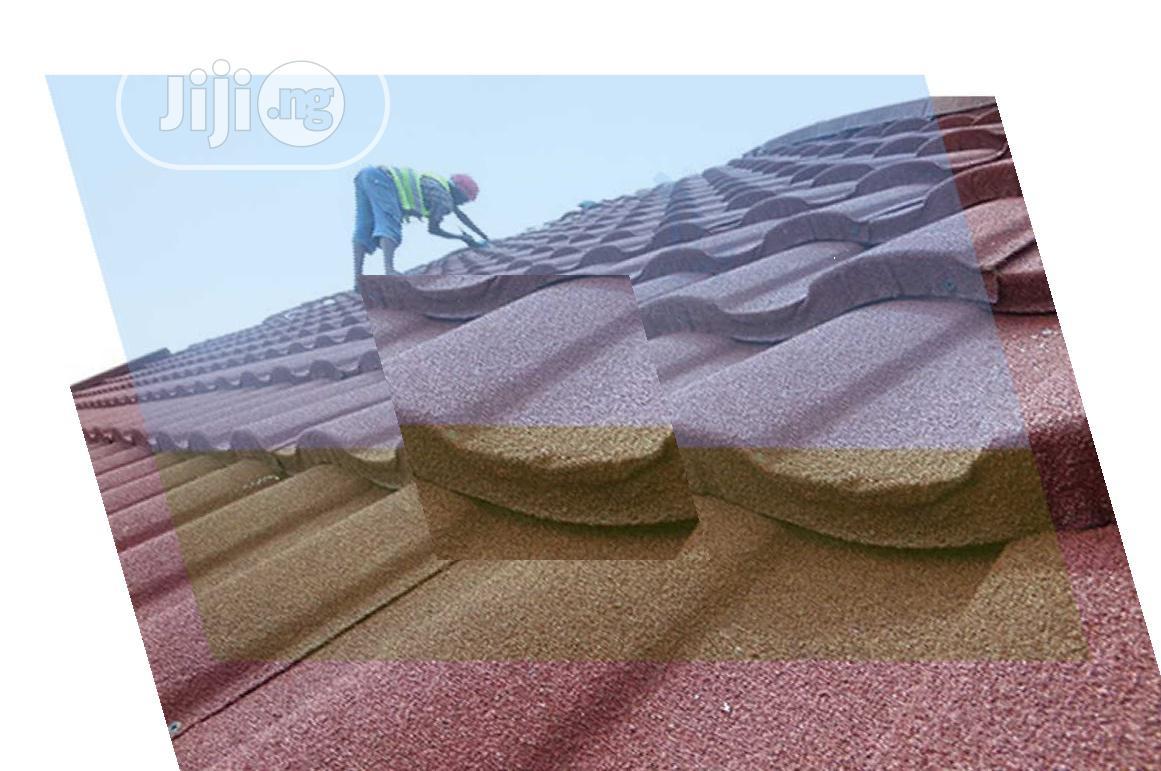 Bond Waji Gerard Stone Coated Roof New Zealand (Flat Sheets)