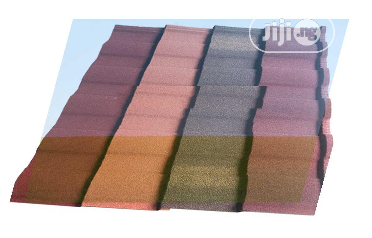 Waji Gerard Heritage Stone Coated Roof New Zealand (Flat Sheets)