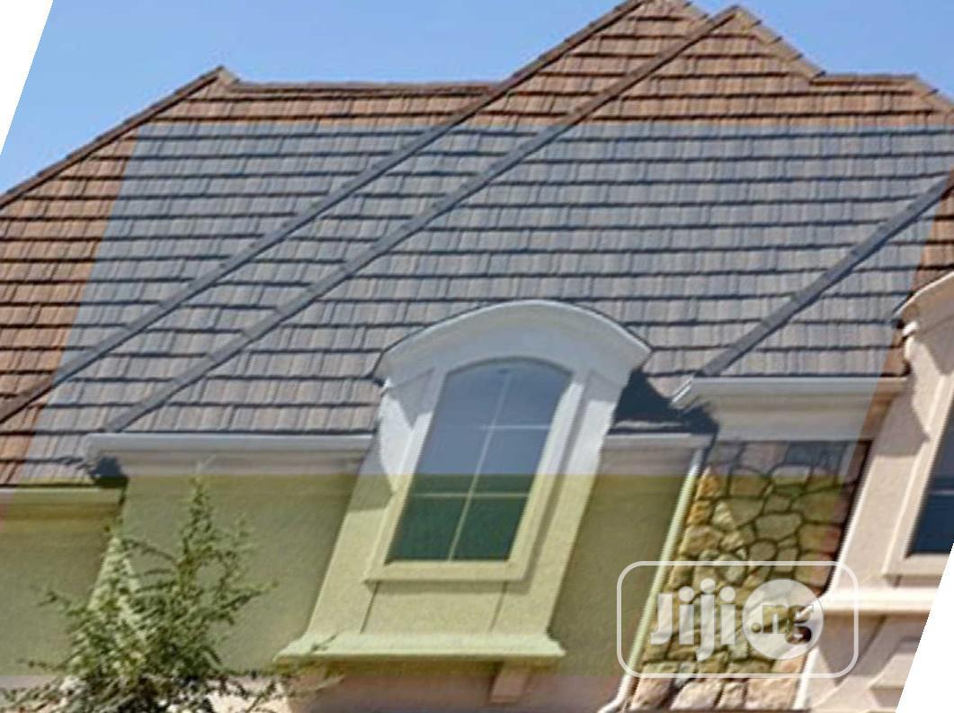 Waji Gerard Roman Stone Coated Roof New Zealand (Flat Sheets)