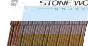 Waji Gerard Stone Coated Roof New Zealand (Flat Sheets) Norsen | Building Materials for sale in Lagos State, Ajah