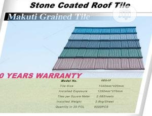 Waji Gerard Stone Coated Roof New Zealand (Flat Sheets) Shingle | Building Materials for sale in Lagos State, Ajah