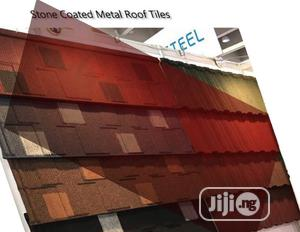 Waji Gerard Stone Coated Roof New Zealand (Flat Sheets) Roman | Building Materials for sale in Lagos State, Ajah