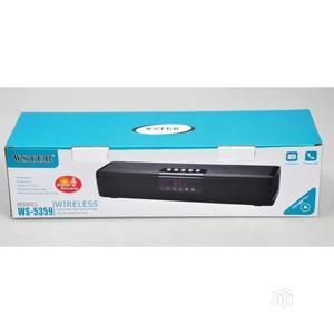 Ws 5359 Bluetooth Speaker   Audio & Music Equipment for sale in Lagos State, Ikeja