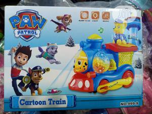 Paw Patrol Cartoon Train | Toys for sale in Lagos State, Ojodu