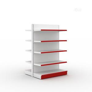 Affordable And High Quality Supermarket Display Shelves Single Sided   Store Equipment for sale in Lagos State, Lagos Island (Eko)