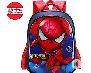 Fashion Cartoon Characters Children's School Bags Spiderman | Babies & Kids Accessories for sale in Lagos State, Lagos Island (Eko)