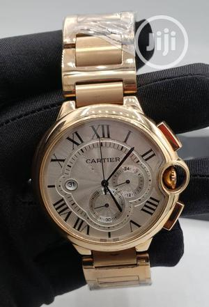 Original Cartier Wrist Watch   Watches for sale in Lagos State, Lagos Island (Eko)
