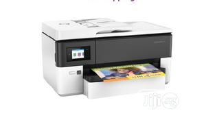 Hp Officejet Pro 7720 Wide Format   Printers & Scanners for sale in Lagos State, Ikeja