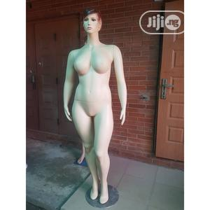 Female Full Fibre Orobo Mannequin For Displaying Plus Size Clothes   Store Equipment for sale in Lagos State, Lagos Island (Eko)