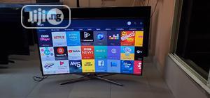 48lnch Samsung Curved Smart Full HD TV   TV & DVD Equipment for sale in Lagos State, Ojota