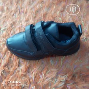 Black School Canvas | Children's Shoes for sale in Lagos State, Ikeja