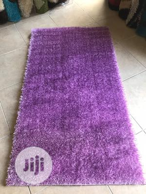 Plain #Lilac Fluffy/Shaggy Center Rugs (3/5) Bed Side | Home Accessories for sale in Delta State, Warri