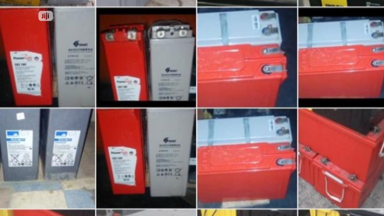 We Buy Scrap (Condemn) Inverter Batteries Jakande Lekki