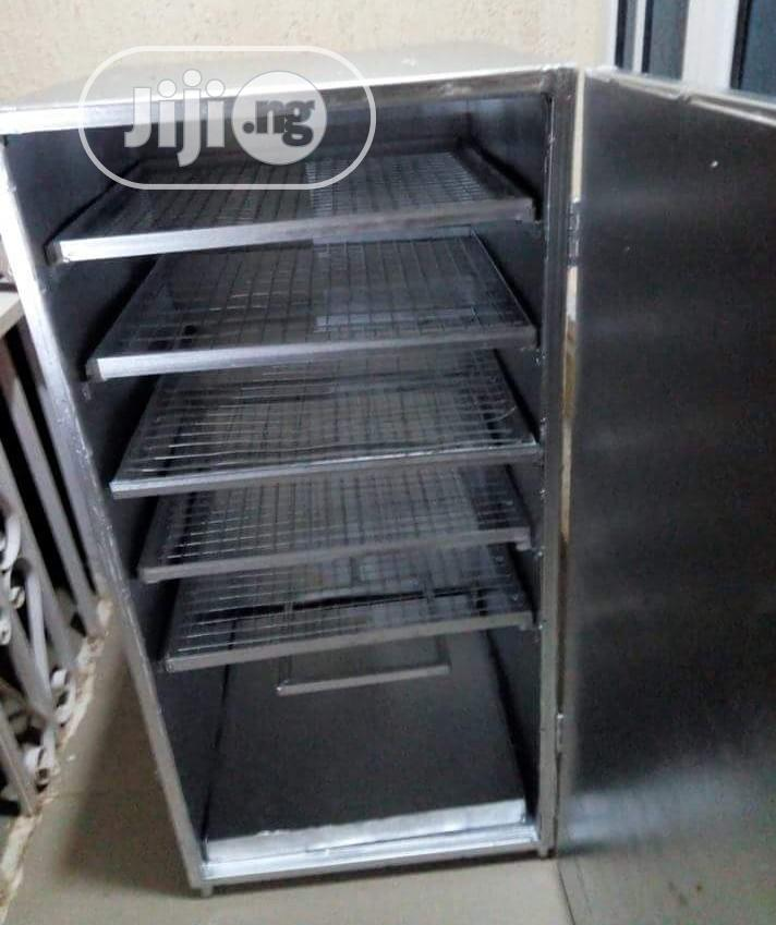 Fish Drying/Smoking Kiln | Farm Machinery & Equipment for sale in Jos, Plateau State, Nigeria