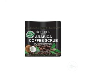 Roushun Arabic Green Vein And Cellulite Coffee Scrub   Skin Care for sale in Lagos State