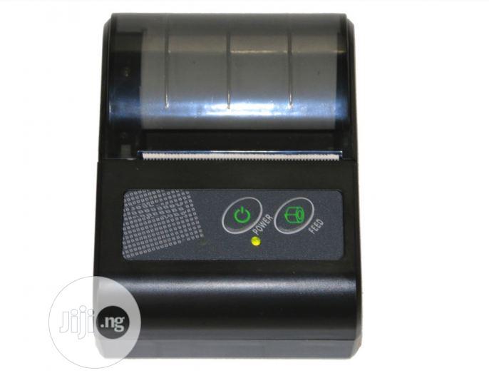 Mobile Portableprinter Wireless Bluetooth Pos System Printer