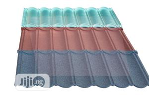 Roman Canada Gerard Stone Coated Roofwater Gutter | Building Materials for sale in Lagos State, Ibeju