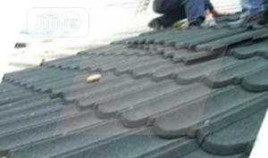 Nosen Canada Gerard Stone Coated Roof Rain Gutter | Building Materials for sale in Lagos State, Ibeju