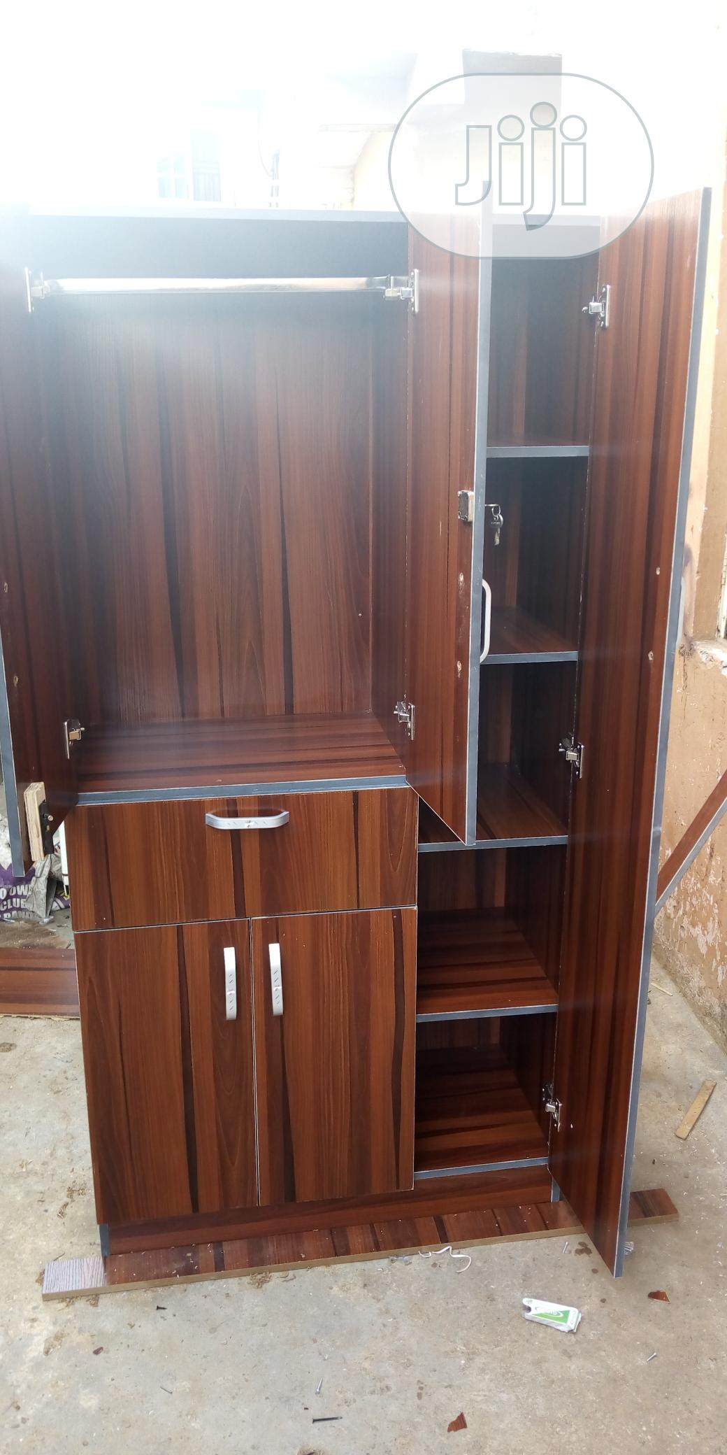 6ft X 3ft Wardrobe   Furniture for sale in Lagos State, Nigeria