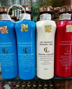 Lait Selfie 24H Booster Lait Snapchat Fast Whitening Lotion | Skin Care for sale in Lagos State, Amuwo-Odofin
