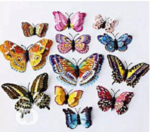 Colour Changing Butterfly LED Home/Fairy Party Decor Light   Home Accessories for sale in Lagos State