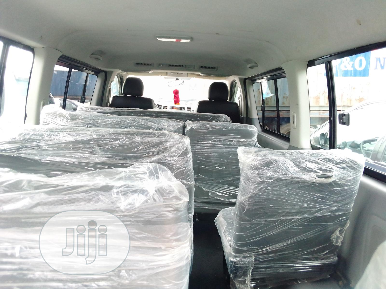 2010 Toyota Hiace Bus | Buses & Microbuses for sale in Apapa, Lagos State, Nigeria