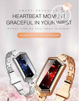 L8 Smart Bracelet Watch | Watches for sale in Lagos State, Ikeja