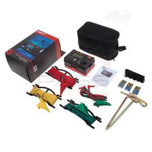 Uni-t Digital Earth Tester UT-521 | Measuring & Layout Tools for sale in Lagos State, Apapa