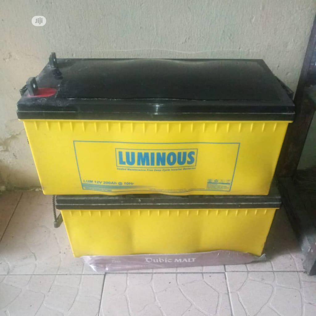 We Buy Scrap ( Condemn) Inverter Batteries Lagos