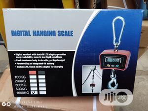 Digital Haning Scale 1ton (1000kg) | Store Equipment for sale in Lagos State, Apapa