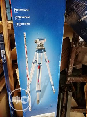 Bosch GOL 20D Level Optical Level Set | Measuring & Layout Tools for sale in Lagos State, Apapa