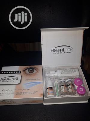 Contact Len Freshlook Full Kit   Skin Care for sale in Lagos State, Lagos Island (Eko)