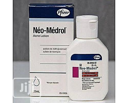 Pfizer Neo-Medrol Acne Lotion
