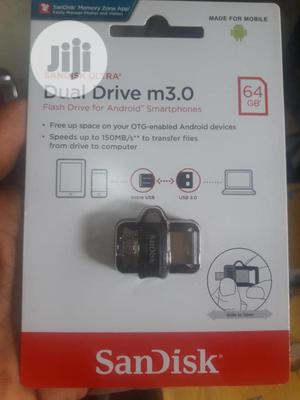 64gb OTG Flash Drive Sandisk   Computer Accessories  for sale in Lagos State, Ikeja