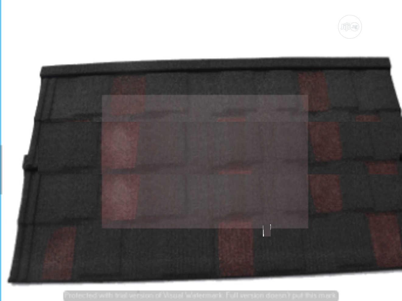 Milano Waji 50 Year Warranty Gerard Stone Coated Roof