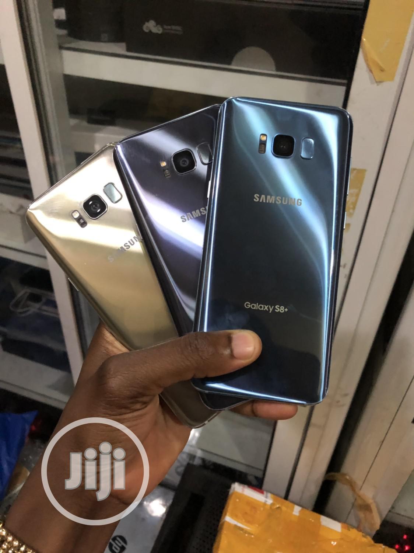 Samsung Galaxy S8 Plus 64 GB | Mobile Phones for sale in Ikeja, Lagos State, Nigeria