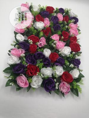 Beautiful Interior Rose Flower Frame   Garden for sale in Oyo State, Saki West