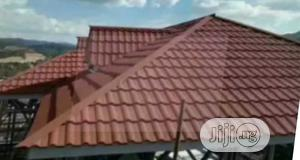 Waji 50 Year Warranty Gerard Stone Coated Roof Nosen | Building Materials for sale in Lagos State, Ajah