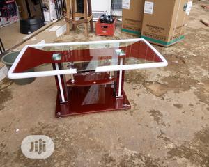 TV Stand Glass | Furniture for sale in Abuja (FCT) State, Gwagwalada