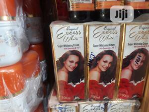 Excess White Super Bleaching Cream   Skin Care for sale in Lagos State