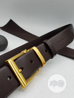Original Ferragamo Designer Belt   Clothing Accessories for sale in Lagos State, Lagos Island (Eko)