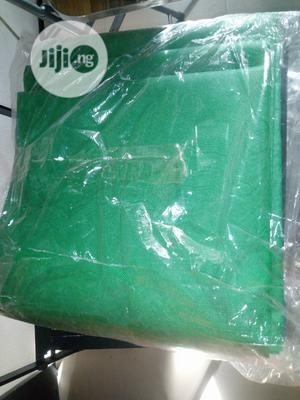 Synthetic Studio Green Backdrop   Accessories & Supplies for Electronics for sale in Lagos State, Ojo