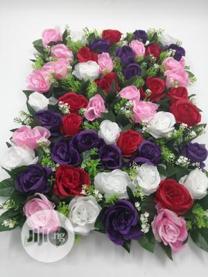 Purple Rose Flower Frame For Sale   Garden for sale in Osun State, Boripe
