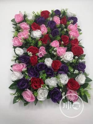 Red Rose Flower Frame | Garden for sale in Cross River State, Yala