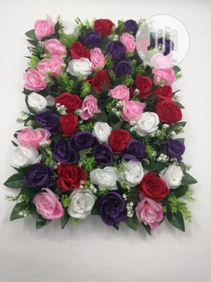 Purple Interior Rose Flower Frame   Garden for sale in Delta State, Warri