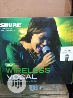Shure Wireless Pg58   Audio & Music Equipment for sale in Lagos State, Ojo