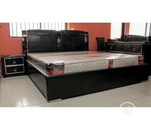 Quality Standards Bed With Wardrobe | Furniture for sale in Lagos State, Ikoyi